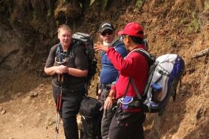 Dawa, the Big Boss Sherpa of our team