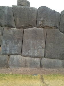 Inca Stone Work at Saqsaywaman